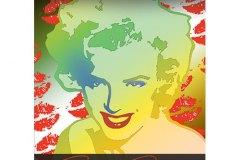 Marilyn Monroe Licensing Magazine Ad